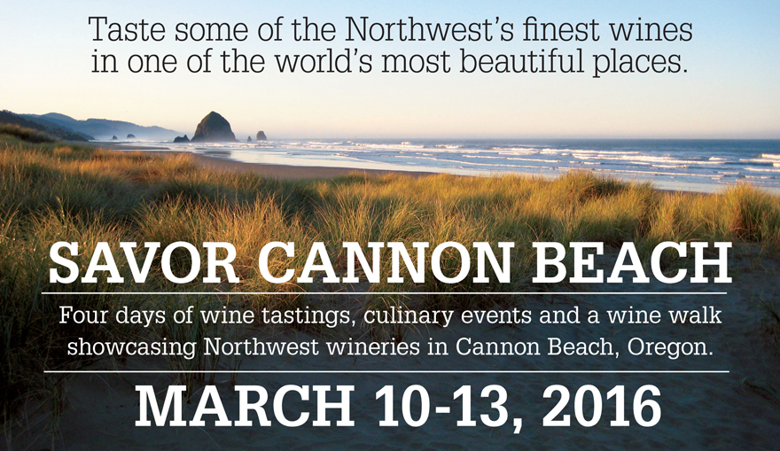 Savor Cannon Beach's setting